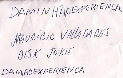 cartao.MV+daminhao
